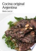 Cocina original Argentina