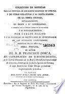 Coleccion de noticias para la Historia de los santos Martires de Gerona y de otras relativas á la santa iglesia de la misma ciudad ... Opera póstuma ... La publica ... J. Dorca, etc