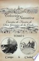 Colección Narrativa Cuentos de Ficción de Don Germán de la Cerda