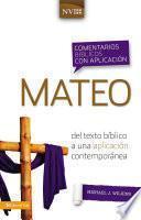 Comentario bíblico con aplicación NVI Mateo