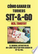 Cómo Ganar en Torneos Sit & Go