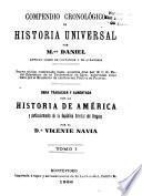 Compendio cronológico de historia universal por M.or Daniel