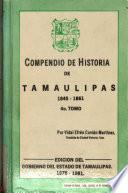 Compendio de historia de Tamaulipas