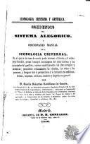 Compendio del sistema alegorico, y diccionario manual de la iconologia universal ...
