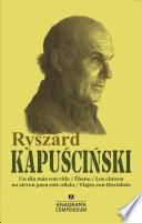 Compendium Ryszard Kapuscinski