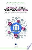 COMPETENCIAS GENERICAS EN LA ENSEÑANZA UNIVERSITARIA