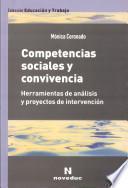 Competencias sociales y convivencia