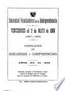 Compilación de discursos y conferencias, años 1931 al 1936