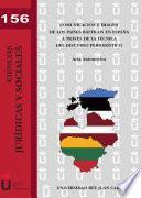 Comunicación e imagen de los países bálticos en España a través de la técnica del discurso periodístico
