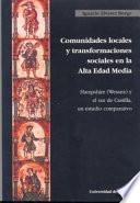 Comunidades locales y transformaciones sociales en la Alta Edad Media