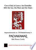 Con el sol, la luna y las estrellas