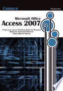 Conoce Microsoft Office Access 2007