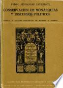 Conservación de monarquías y discursos políticos