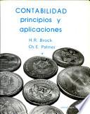 Contabilidad principios y aplicaciones