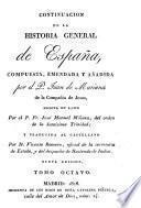 Continuacion de la historia general de España