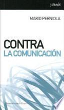 Contra la comunicación