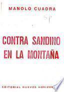 Contra Sandino en la montaña