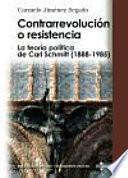 Contrarrevolución o resistencia
