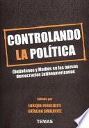 Controlando la política