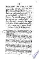 Copia De Las Diligencias executadas por el Almirante Real D. Manuel Lopez Pintado ... en la entrada, y salida por la canal de Sanluca, y puerto de Bonanza del navio nombrado Nuestra Señora de Begoña, que se executo el dia veinte de Agosto del año passado de 1723, en virtud de Real orden de Su Mayestad