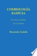 Cosmología Egipcia