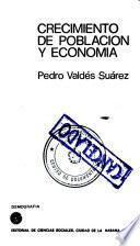 Crecimiento de población y economía