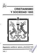 Cristianismo y sociedad