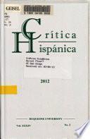 Crítica Hispánica