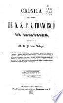 Crónica de la provincia de n.s.p.s. Francisco de Zacatecas
