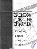 Crónica de una infamia