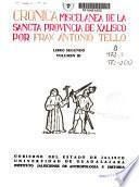 Crónica miscelánea de la sancta Provincia de Xalisco
