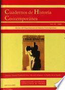 Cuadernos de historia contemporánea