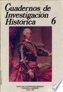 Cuadernos de investigación histórica