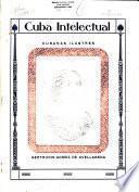 Cuba intelectual