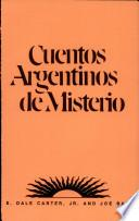 Cuentos argentinos de misterio