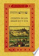 Cuentos de los siglos XVI y XVII