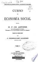 Curso de economía social