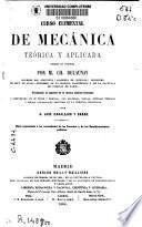 Curso elemental de mecánica teórica y aplicada