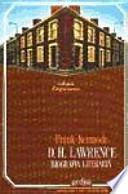 D. H. Lawrence, biografia literaria