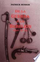 De la guerra a la rebelión (Huanta, siglo XIX)