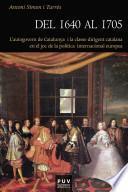 Del 1640 al 1705
