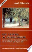 Del Támesis al Guadalquivir