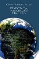 Democracia, participación y partidos