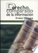 Derecho comparado de la información