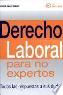 Derecho laboral para no expertos
