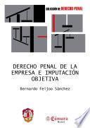 Derecho penal de la empresa e imputación objetiva