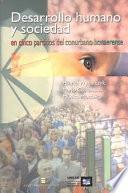 Desarrollo humano y sociedad en cinco partidos del conurbano bonaerense