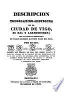 Descripción topográfico-histórica de la ciudad de Vigo, su ría y alrededores