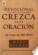 Devocional crezca en la oración / Growing in Prayer Devotional