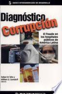 Diagnóstico: corrupción